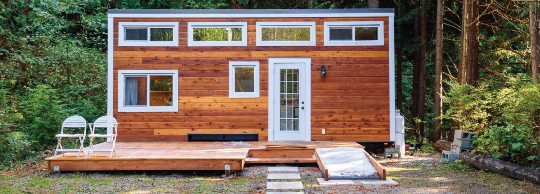 Tiny House blog header